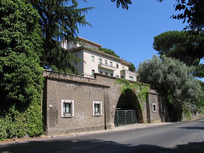 Villa Dei Pini Via Camilluccia
